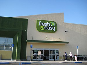 Fresh & Easy in Eagle Rock.