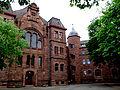 Friedrich-Gymnasium Freiburg (im Breisgau) Rückseite (Südseite).jpg