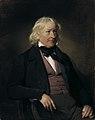 Friedrich von Amerling - Portrait of Bertel Thorvaldsen - 1843.jpg