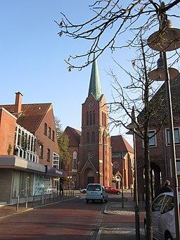 Stadtzentrum mit Marienkirche