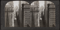 From Empire Building looking north on Broadway past Trinity Church, New York City, by Keystone View Company.png