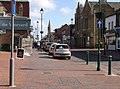 From West Street into High Street, Sittingbourne - geograph.org.uk - 374702.jpg