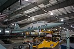 Frontiers of Flight Museum December 2015 099 (Northrop T-38 Talon).jpg