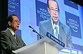 Fukuda at Davos.jpg