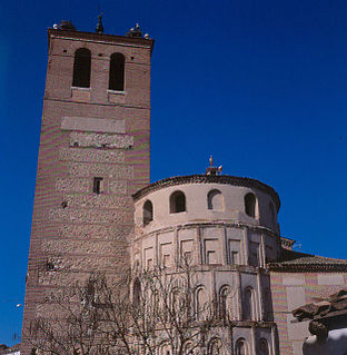 Mojados Place in Castile and León, Spain