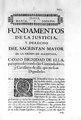 Fundamentos de la justicia, y derecho del Sacristan Mayor de la Orden de Alcantara, como dignidad de ella, para preceder à todos lo Comendadores, y Cavalleros de ella, que no sean dignidades (IA A10912815).pdf