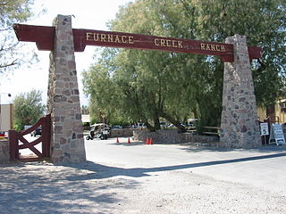 Furnace Creek trip planner
