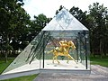 Fusaichi pegasus statue - panoramio.jpg