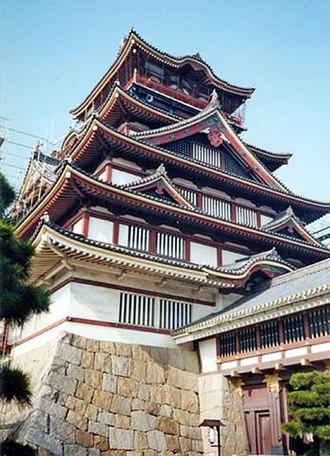 Siege of Fushimi - Image: Fushimijo