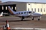 G-CITY Piper Navajo City air links CVT 03-09-1980 (38148289355).jpg