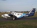 G-OXFF Piper Seneca Oxford Aviation Academy Ltd (22595122613).jpg