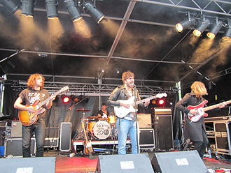 Go Back to the Zoo - Go Back to the Zoo live at Op De Tôffel 2010