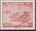 GDR-stamp Bodenreform 20 1955 Mi. 483.JPG