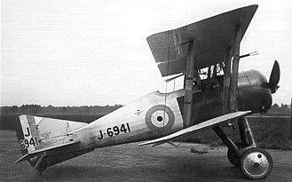 Gloster Nightjar - Production Nightjar without armament