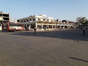 Lunavada - Lunawada bus station