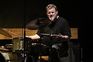 Raymond Strid Swedish drummer
