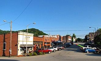 Gainesboro, Tennessee - Main Street