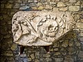 Galleria Duomo reperto romano antico rilievo Brescia.jpg