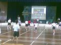 Game of captain's ball, School of Science and Technology, Singapore - 20100831.jpg