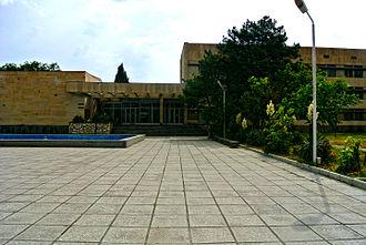 Gardabani - Building of the Gardabani Municipality Self-Government