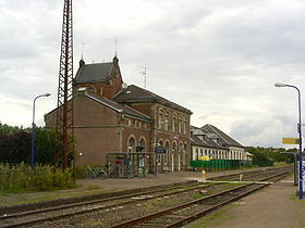 Image illustrative de l'article Gare de Lauterbourg