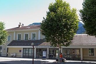 Gare de Saint-Jean-de-Maurienne - Saint-Jean-de-Maurienne railway station