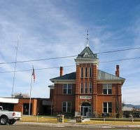 Garfield County, Utah courthouse