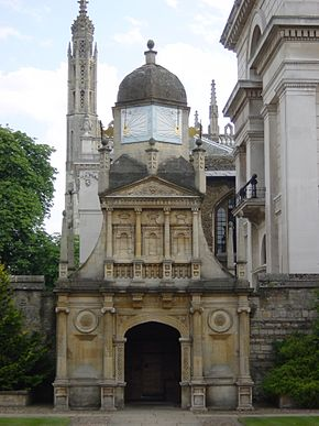 Gate of Honour, Gonville & Caius College.jpg