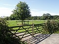 Gateley gates^ - geograph.org.uk - 538967.jpg