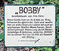 Gedenktafel Hardenbergplatz 8 (Tierg) Bobby&Fritz Behn&1936.jpg