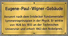 Eugene Paul Wigner Wikipedia