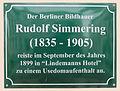 Gedenktafel Seestrasse 41 (Heringsdorf) Rudolf Simmering.jpg