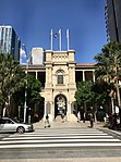 General Post Office seen from Post Office Square, Brisbane, Queensland 04.jpg
