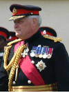 Sir Michael Walker GCB, CMG, CBE
