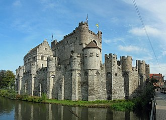 Ghent - The Gravensteen