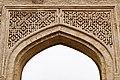 Geometric patterns at Robat Sharaf, Sarakhs 2015-01-28.jpg