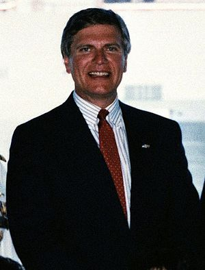 George S. Mickelson - Mickelson in 1989