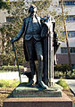 George Washington statue, Grand Park, Los Angeles, January 21, 2014.jpg