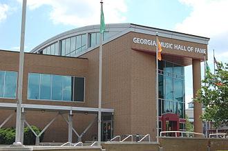 Georgia Music Hall of Fame - Georgia Music Hall of Fame building