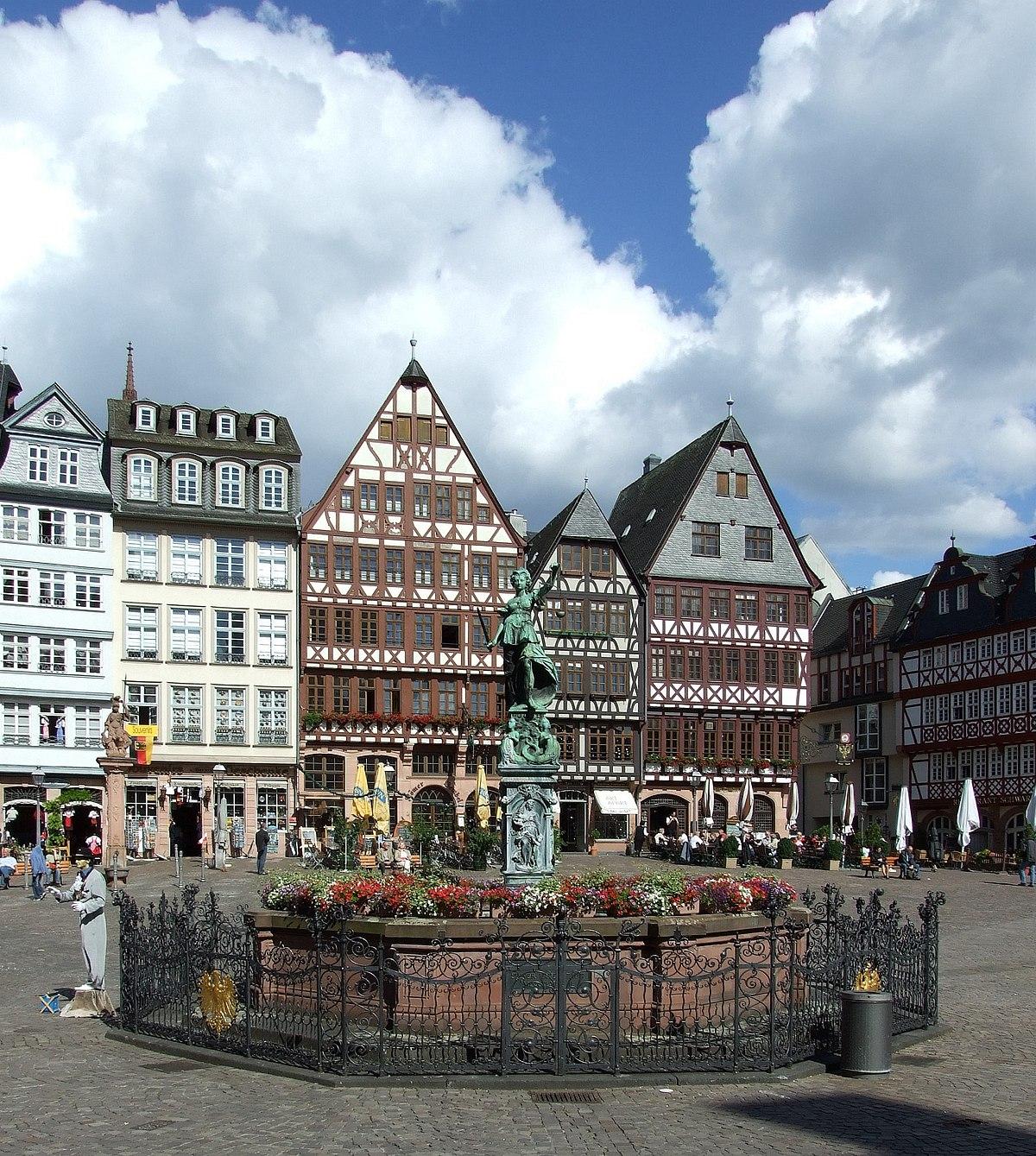 Gerechtigkeitsbrunnen frankfurt am main wikipedia for Innenarchitekt frankfurt am main