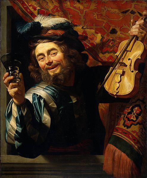 File:Gerrit van Honthorst - De vrolijke speelman.jpg