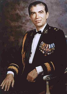 Gholamreza Pahlavi Persian royal