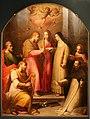 Giambattista naldini e giovanni balducci, matrimonio mistico di s. caterina, con profeti e santi, 1568 poi 1591, da s. caterina a prato.jpg
