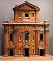 Giambologna (attr.), modello per la nuova facciata del duomo di firenze, 1590 ca.JPG