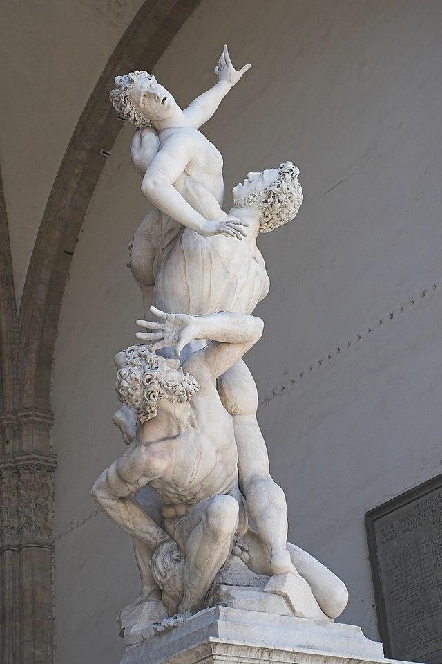 Souvent L'Enlèvement des Sabines (Poussin) - Wikiwand UI61
