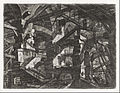 Giovanni Battista Piranesi - Carceri Series, Plate XIV - Google Art Project.jpg