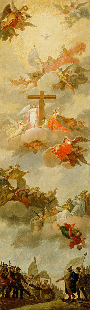 Giovanni Carlo Bevilacqua - Painting in National Gallery of Slovenia