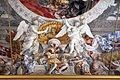 Giovanni Paolo Schor e altri, cornici delle storie di marcantonio colonna nella galleria colonna, 1665-67, 10.JPG
