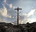 Gipfel des Kofels mit Lichtinstallation - Kofel X.jpg