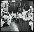 Girls in classroom, Traveling Library at Public School Playg - (3110133998).jpg